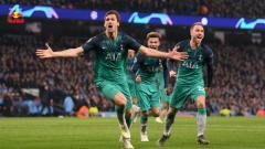 Indosport - Kenangan buruk melawan Tottenham Hotspur pada musim 2018/19 jadi motivasi bagi Manchester City hadapi sisa Liga Champions 2019/20.