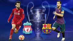 Indosport - Liverpool berjumpa Barcelona di semifinal Liga Champions 2018/19.