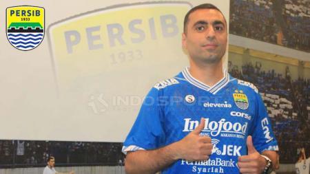 Persib Bandung akan rasakan empat keuntungan ini dari sosok Artur Gevorkyan - INDOSPORT