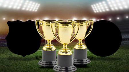 Dua klub mengejar treble winner di Musim 2018/19. - INDOSPORT