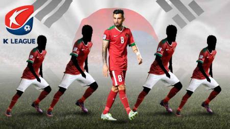 Lima pemain senior Indonesia yang bisa hijrah ke Liga Korea Selatan, di antaranya Stefano Lilipaly. - INDOSPORT