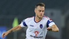 Indosport - Gelandang asal Slovenia Rene Mihelic.
