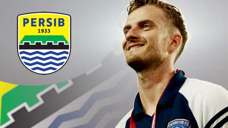 Persib Bandung tengah mengincar gelandang asal Slovenia Rene Mihelic Copyright: bstandblues.in/INDOSPORT