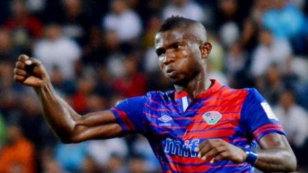 Calon pemain naturalasasi murni kedua Malaysia Ijezie Michael Chukwubunna dari negeri Nigeria. - INDOSPORT