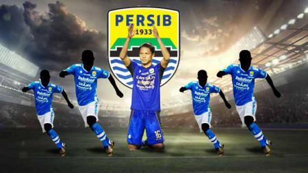 Kembali untuk kali kedua, lima pemain yang putuskan rujuk dengan Persib, diantaranya Achamd Jufriyanto - INDOSPORT
