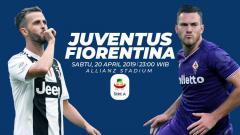 Indosport - Prediksi Juventus vs Fiorentina