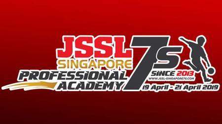 Logo JSSL Profesional Academy 2019 Singapura. - INDOSPORT