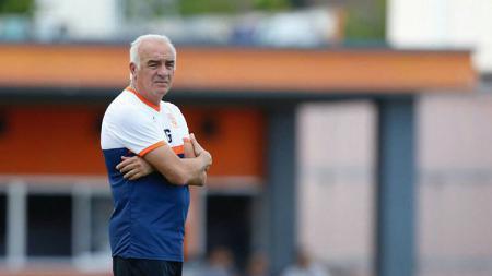 Mario Gomez dirumorkan sebagai pelatih yang akan menggantikan Milomir Seslija di Arema FC pada Liga 1 2020, pantaskah? - INDOSPORT