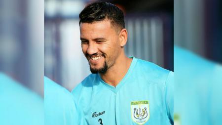Alex Goncalves, rekrutan baru Persela pada bursa transfer jelang Liga 1 2019. - INDOSPORT