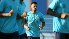 Indosport - Alex Goncalves, rekrutan baru Persela pada bursa transfer jelang Liga 1 2019, telah jalani sesi latihan.