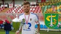 Indosport - Rekan senegara Marko Simic, Antonio Asanovic dirumorkan gabung Persebaya Surabaya jelang Liga 1 2019. (asanovic_antonio)