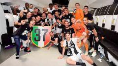 Indosport - 37 gelar Serie A Italia telah diraih oleh Juventus.