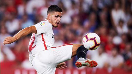 Striker AC Milan, Andre Silva kian dekat dengan Monaco. Meski begitu Rossoneri akan mendapat sosok penggantinya di Atletico Madrid. - INDOSPORT