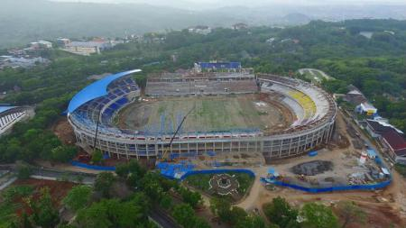 PSIS Semarang masih memiliki keinginan untuk menggunakan Stadion Jatidiri di kompetisi Liga 1 2020. - INDOSPORT