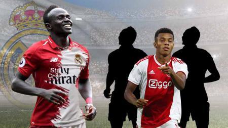 Liverpool legowo, tiga pemain ini akan memperlancar Sadio Mane ke Real Madrid - INDOSPORT