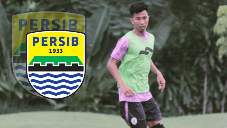 Suhandi pemain asli kelahiran Bandung berpeluang kembali bela Persib Bandung. (instagram.com/suhandi29) Copyright: instagram.com/suhandi29