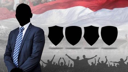 Empat klub Liga Indonesia yang ditinggal sang bos jelang musim 2019. - INDOSPORT