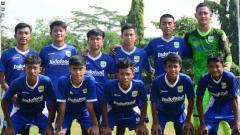 Indosport - Skuat Persib Bandung U-16.