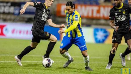 Ezra Walian sampaikan kesannya membela RKC Waalwijk pada musim 2018/19 ini. - INDOSPORT