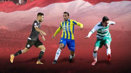 Saddil Ramdani, Ezra Walian, dan Egy Maulana Vikri pemain Indonesia yang bermain diluar negeri - INDOSPORT