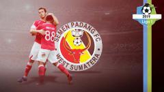 Indosport - Profil Tim Semen Padang Liga 1 2019