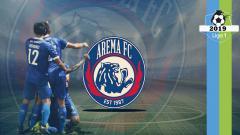 Indosport - Profil tim Arema FC Liga 1 2019.