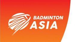 Logo badminton asia championships 2019.