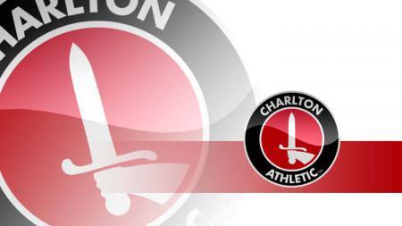 Logo Charlton Athletic. Grafis:Yanto/Indosport.com - INDOSPORT