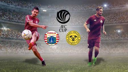 Laga Piala AFC 2019 Persija Jakarta vs Ceres Bambang Pamungkas atau Silvio Escobar yang akan main? - INDOSPORT