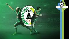 Indosport - Profil tim PSS Sleman Liga 1 2019