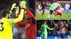 Indosport - 5 Klub yang punya rekor pertahanan terbaik di musim 2018/19.