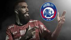 Indosport - Menurut laporan beberapa situs, Sylvano Comvalius dikabarkan telah resmi ke Arema FC.