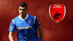 Indosport - Salim Kerkar diisukan bakal menjadi target PSM Makassar.