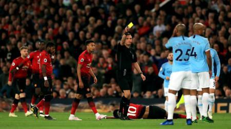 Jelang derbi antara Manchester United vs Manchester City, Pep Guardiola akan mengirimkan mata-mata ke Old Trafford - INDOSPORT