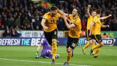 Indosport - Arsenal bertekuk lutut dari Wolverhampton