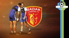 Indosport - Profil tim Badak Lampumg FC Liga 1 2019.