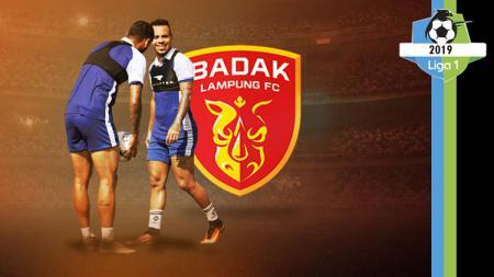 Profil tim Badak Lampumg FC Liga 1 2019. - INDOSPORT