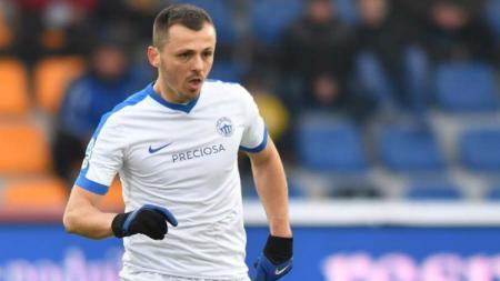Milos Bosancic eks Timnas Serbia yang akan segera gabung Persela Lamongan di Liga 1 2019. (@milosbosancic88) - INDOSPORT