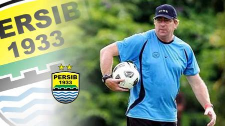 Eks Pelatih PSM Makassar, Robert Rene Alberts di kabarkan akan melatih Persib bandung. Foto: thestar - INDOSPORT