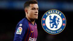 Indosport - Philippe Coutinho dikaitkan dengan Chelsea