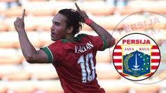 Indosport - Ezra Walian Dirumorkan ke Persija Jakarta jelang Liga 1 2019. (indosport)