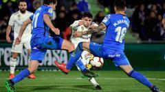 Indosport - Real Madrid bakal membiarkan wonderkidnya yang jadi incaran AC Milan, Brahim Diaz untuk pergi dari klub LaLiga Spanyol itu di bursa transfer Januari 2020.