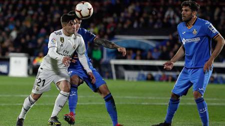Setelah Messi Jepang, Real Madrid Kembali Lepas Pemain Muda Mereka. - INDOSPORT