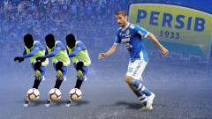 Indosport - Selain Lopicic, tiga pemain asing ini yang bernasib apes di Persib.