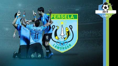 Profil tim Persela Lamongan Liga 1 2019. - INDOSPORT