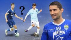 Indosport - Srdjan Ajkovic atau Rene Mihelic, mana yang cocok gantikan Lopicic di Persib.