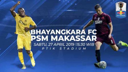 Prediksi Bhayangkara FC vs PSM Makassar. - INDOSPORT