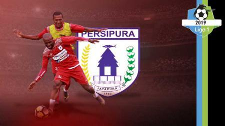 Profil tim Persipura Jayapura Liga 1 2019. - INDOSPORT