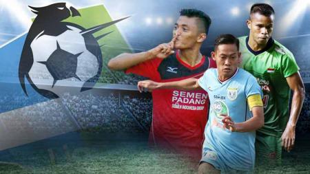 Kapten-kapten Muda di Liga 1 2019. Grafis:Yanto/Indosport.com - INDOSPORT