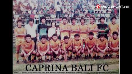 Caprina Bali FC - INDOSPORT